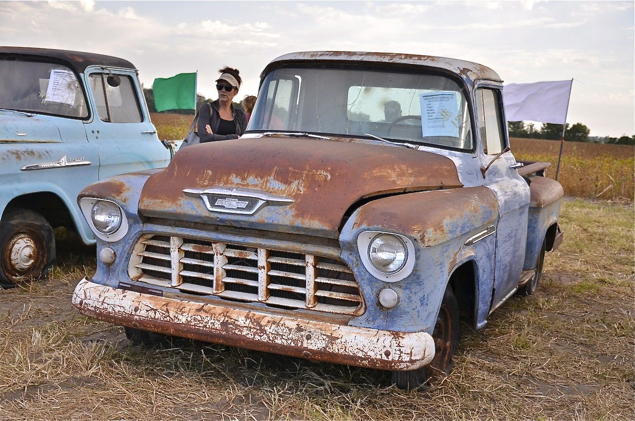 Classic Pickups of the 1950s Enthusiast Color Mike