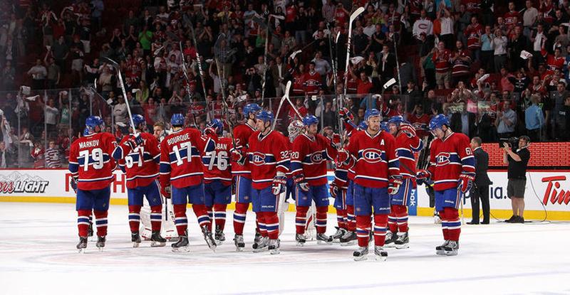 Habs vs sens bri re jouera t il adg for Decoration chambre hockey canadien