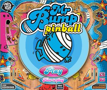 mr bump pinball jeu en ligne adg. Black Bedroom Furniture Sets. Home Design Ideas