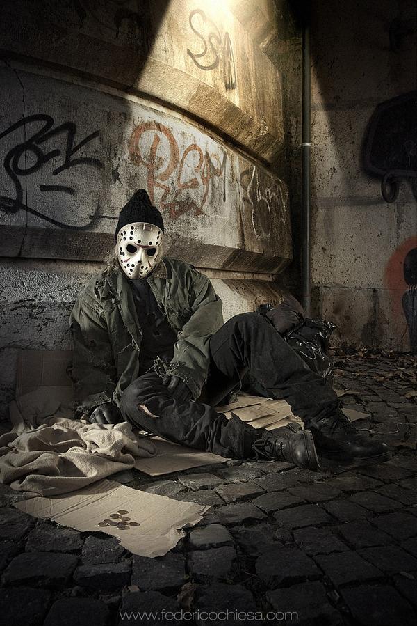 Les personnages de films d 39 horreur des ann es 80 adg - Personnage film horreur ...