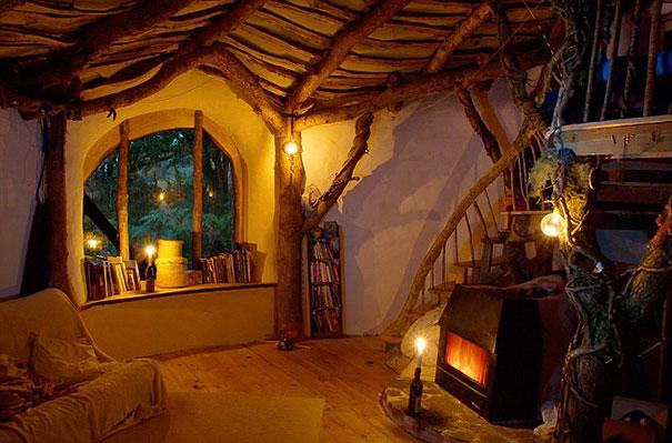Les maisons les plus originales de la plan te adg - La maison des contes de fees ...